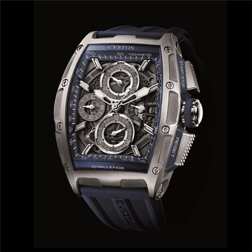 卡斯托斯手表表蒙划痕如何修复 (图)