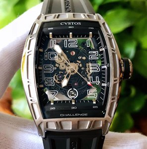 卡斯托斯手表怎么保养(图)